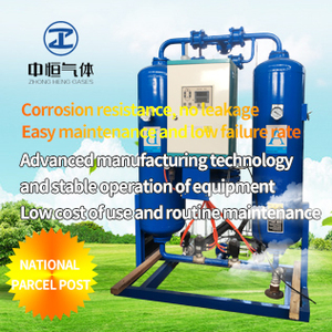 Micro-thermal adsorption dryer